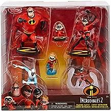 Disney Incredibles 2 FIgure Playset-6 Piece