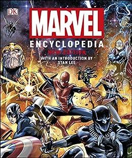 Marvel Encyclopedia New Edition by [Stan Lee, DK, Adam Bray]