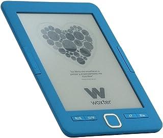 Woxter E-Book Scriba 195 Blue- Lector de Libros electrónicos 6