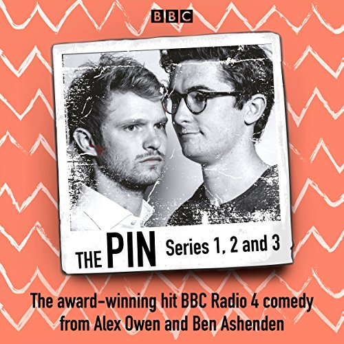 The Pin: Series 1, 2 and 3 audiobook cover art