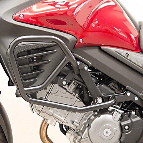 Sturzbügel Fehling Suzuki V-Strom 650 12-18 schwarz