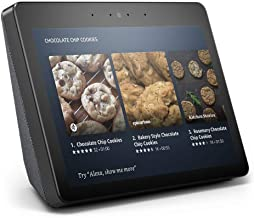 "Echo Show (2nd Gen) – Premium sound and a vibrant 10.1"" HD screen - Charcoal"