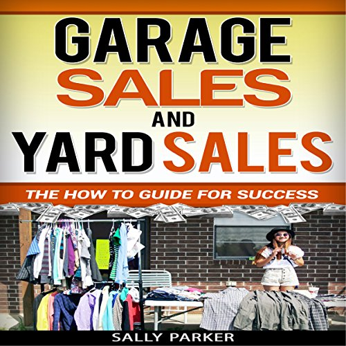 Garage Sales and Yard Sales audiobook cover art