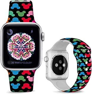 Best disney apple watch band silicone Reviews