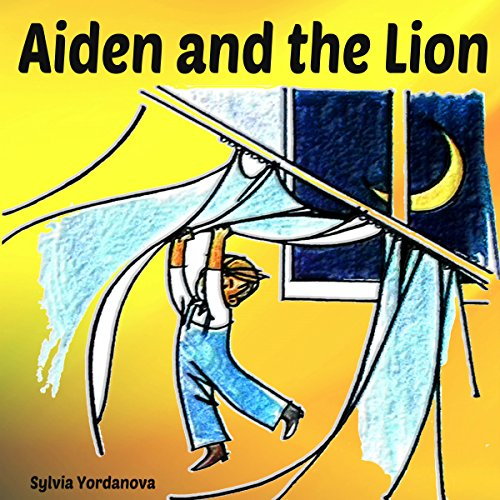 Aiden and the Lion audiobook cover art