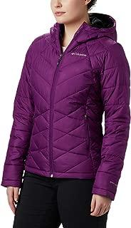 Women's Heavenly Hooded Winter Jacket, Insulated