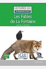 Les fables de la Fontaine - Niveau 3/B1 - Lecture CLE en français facile - Ebook (French Edition) Kindle Edition