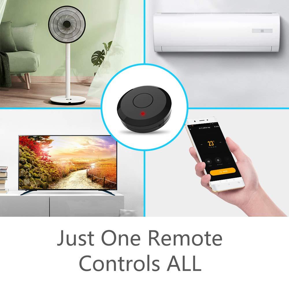 aixi-SHS - Mando a Distancia Universal para televisor (Wi-Fi, IR ...