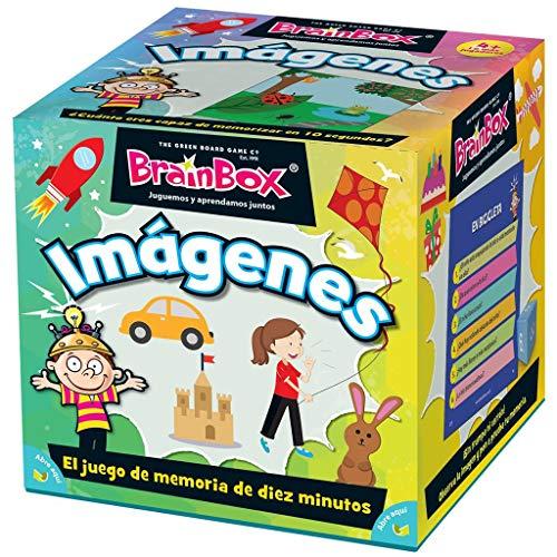 BrainBox Imágenes - Juego de Mesa en Español