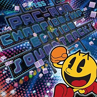 パックマン チャンピオンシップエディション サウンドトラックス(2CD)