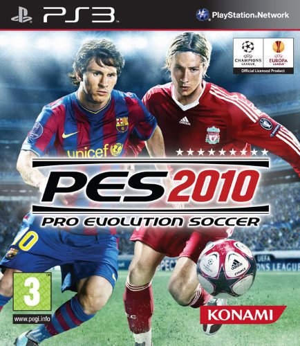 Pro Evolution Soccer 2010 [Spanisch Import]