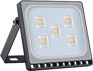 ACHICOO フラッドライト LED 30W 110V 2400LM IP65 装飾 明るい 高輝度 室内 室外 夜間照明