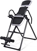 MaxKare Inversion Equipment Table with Adjustable Headrest and Lumber Support for Back Pain Relief