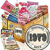 Geschenkset 40ter Geburtstag / DDR Süßigkeiten / Original seit 1979