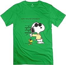 Jiuzhou Men's T-Shirt Funny What Others White