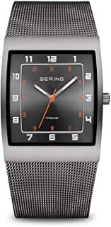 BERING Womens Analogue Quartz Watch with Stainless Steel Strap 11233-077