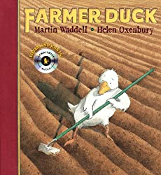 Farmer Duck Plus a list of all time favorite children's books, includes a free file