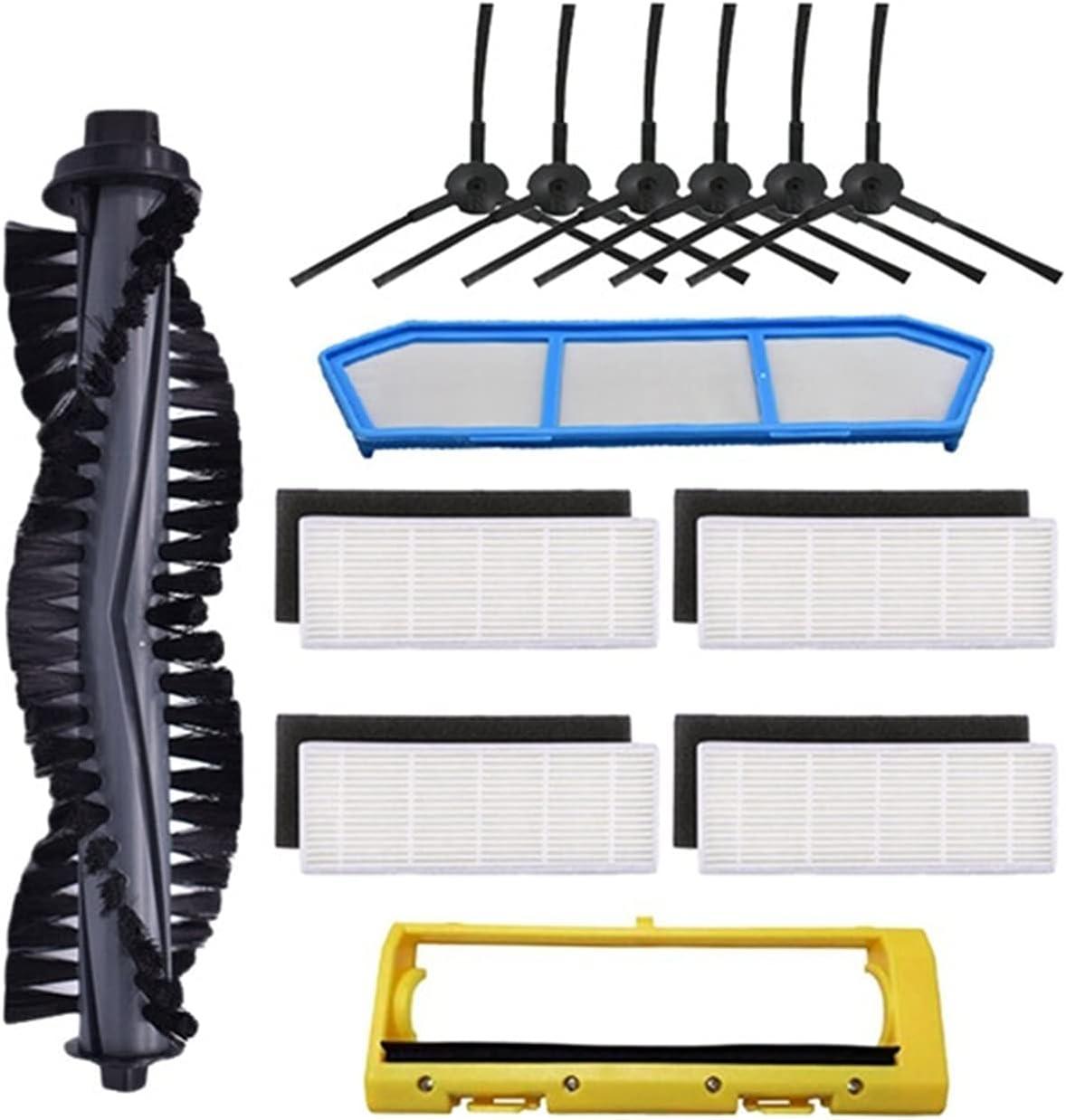 LZHI litao Main Roller Brush Filter Side Brushes Brush Cover fit