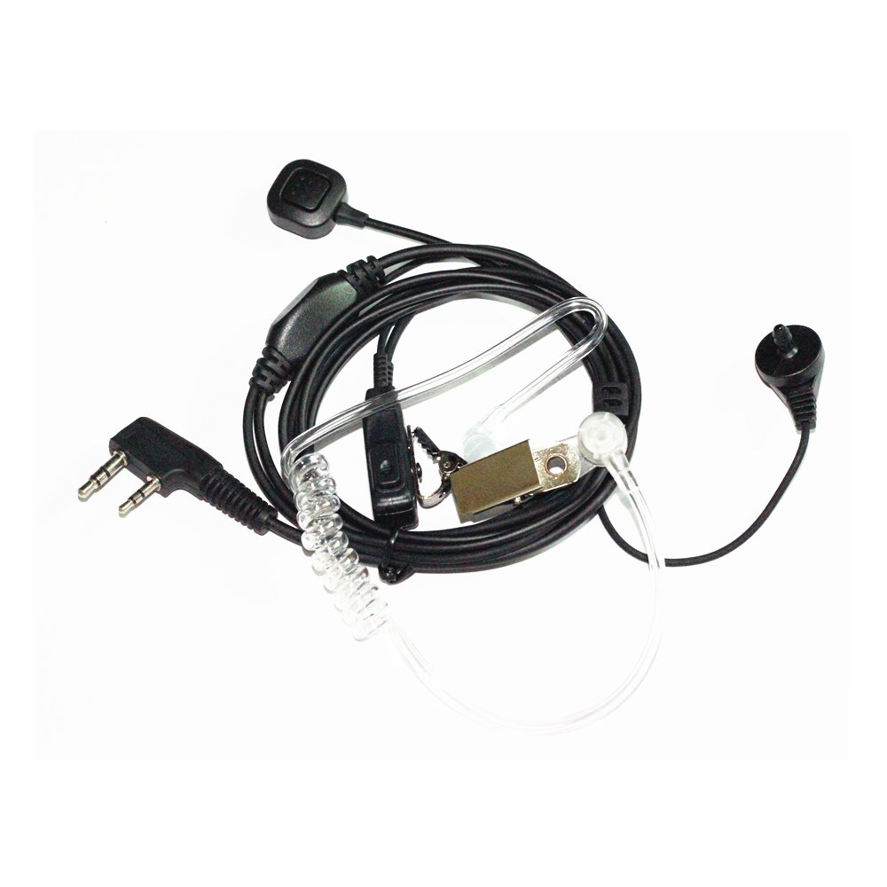 Caroo Acoustic Earpiece Headset Kenwood