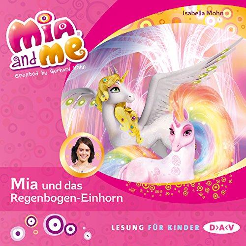 Mia und das Regenbogen-Einhorn Titelbild