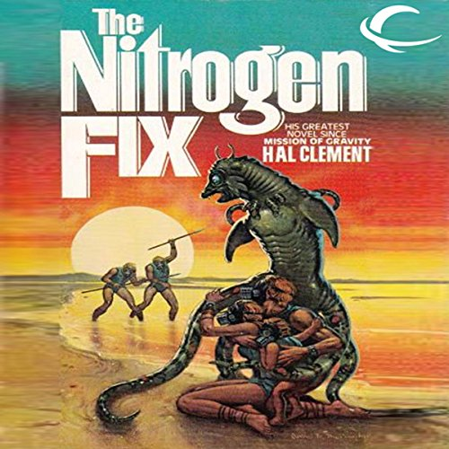 The Nitrogen Fix audiobook cover art