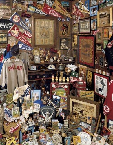 1000 baseball puzzles - 1