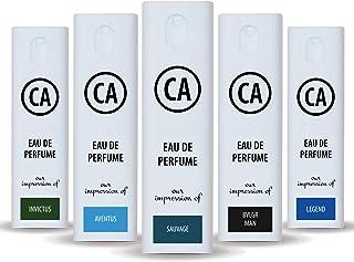 CA Perfume 2020 Most Attractive Men Set Impression of ( Aventus + Sauvage + Bvl. Man + Invictus...