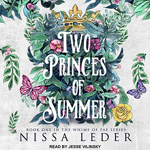 Two Princes of Summer audiobook cover art