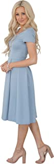 Jen Clothing Bryn Modest Bridesmaid Dress or Modest Dress