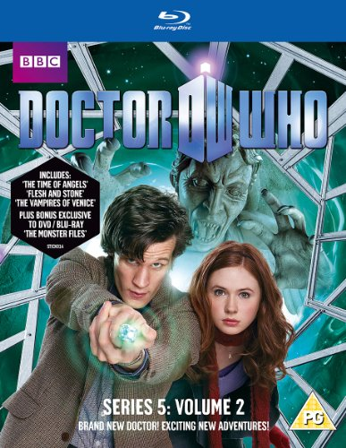 Doctor Who - Series 5, Vol. 2 [Blu-ray]