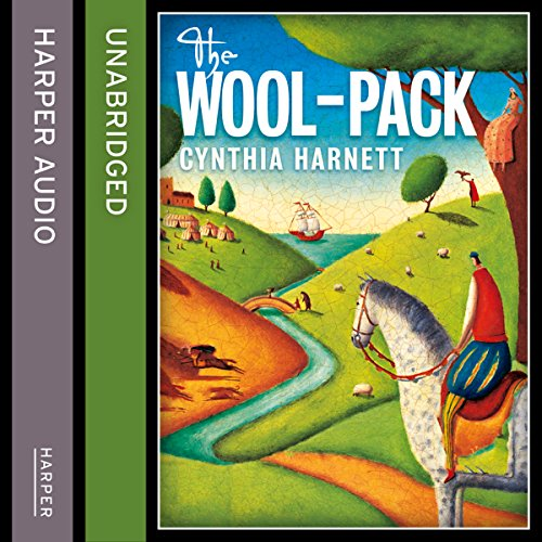 Couverture de The Wool-Pack