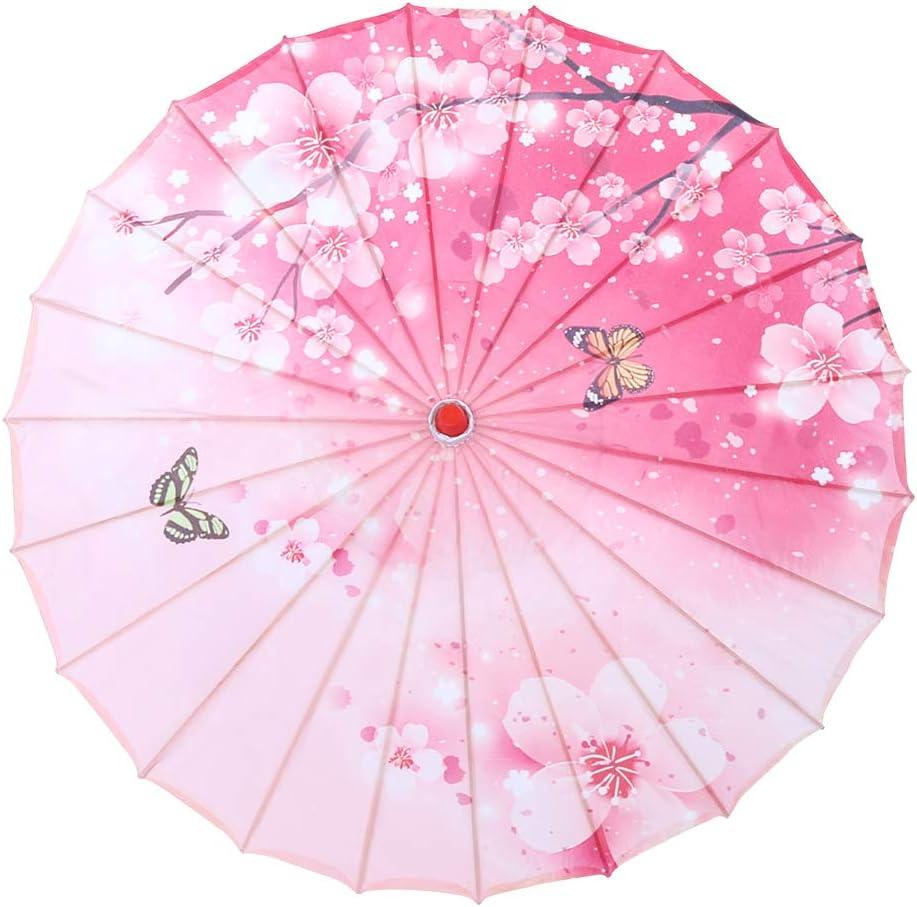 Handmade Paper Arlington Virginia Beach Mall Mall Umbrella Windproof Chinese Classical Stage Prop f