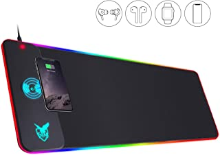 Wireless Mouse Charging Pad