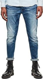 ジースター ロウ G-STAR RAW ジーンズ デニム パンツ メンズ ディースタッグ スリム D-Staq N 3D Slim Jeans D17238-C296