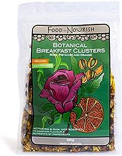 Food to Nourish Rose, Pistachio and Orange Clusters, 250 g