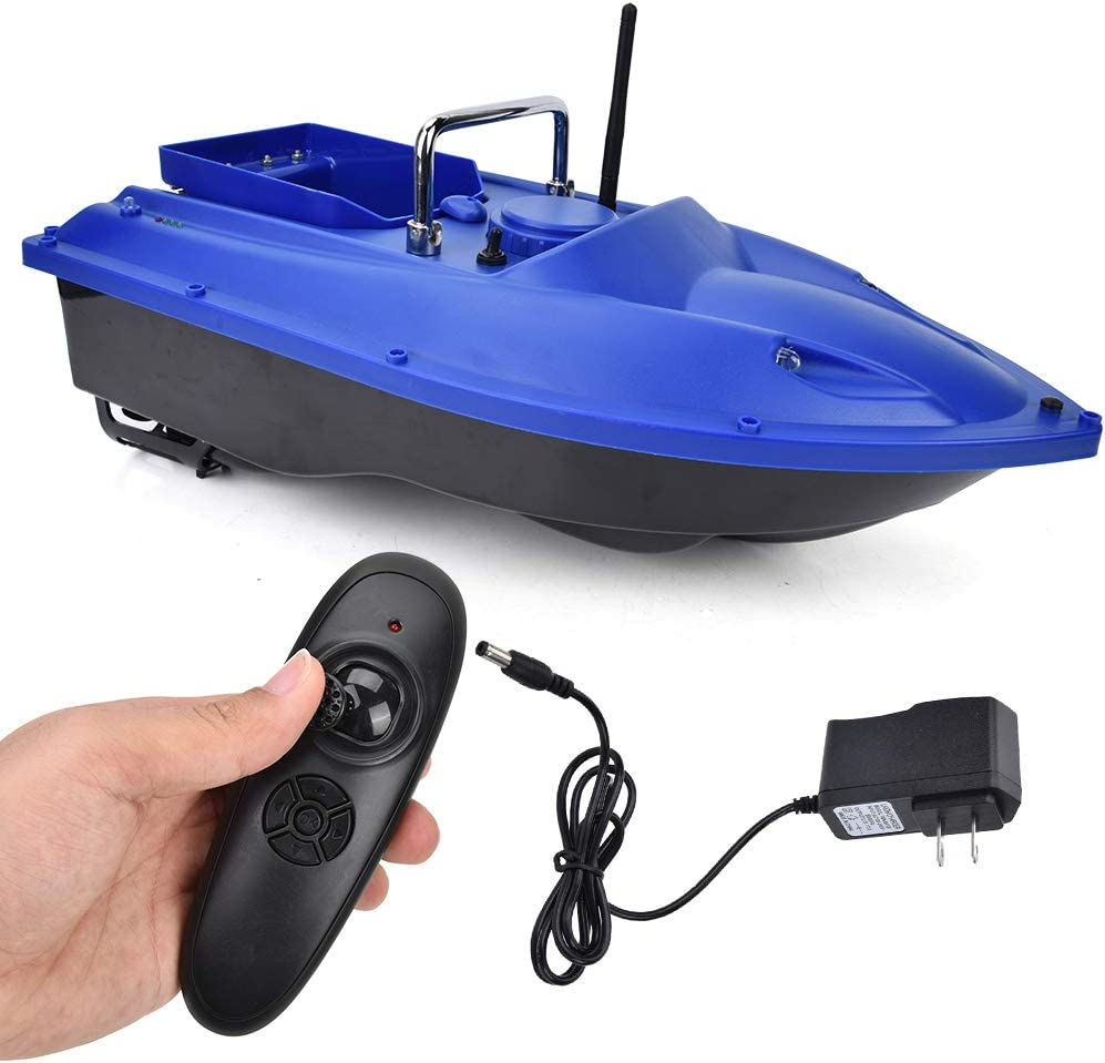 SUNGOOYUE Blue RC Boat Wireless Remote Capac 1.5KG Ultra-Cheap Deals Load Control Max 66% OFF