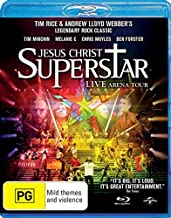 Jesus Christ Superstar Live Arena Tour   NON-USA Format   Region B Import - Australia