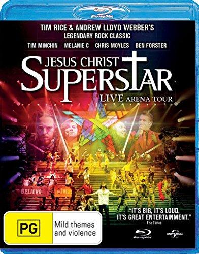 Jesus Christ Superstar - Live Arena Tour (1 Blu-ray)