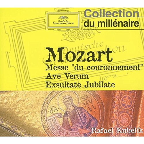 Mozart: Coronation Mass / Ave Verum / Exsultate