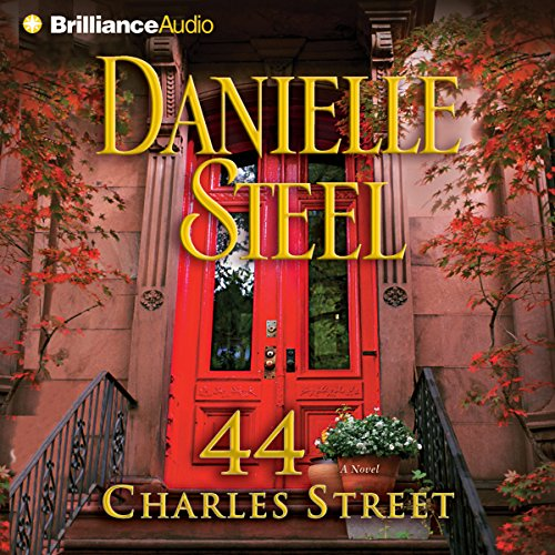 44 Charles Street audiobook cover art
