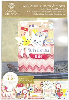 Anna Griffin SB740-EA Best in Show Cardmaking Kit, 12.20