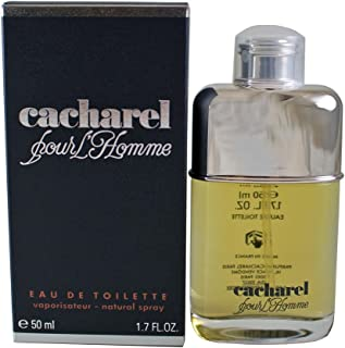 Cacharel Pour LHomme - Agua de colonia para hombres 50 ml