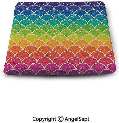 Amazon.com: Oobon - Almohadilla para silla impermeable ...