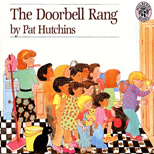 The Doorbell Rang audiobook cover art