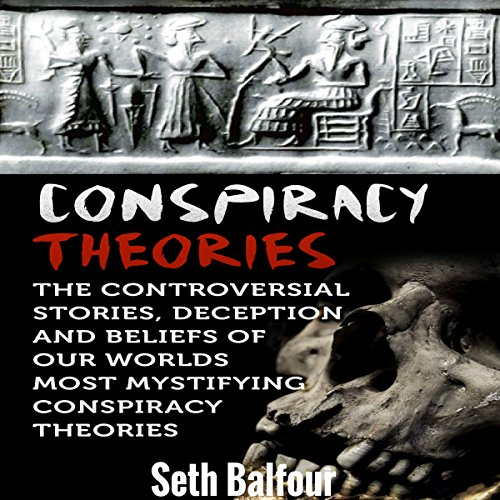 Conspiracy Theories audiobook cover art
