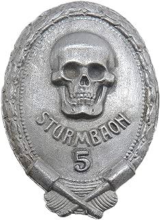 German WW1 Stormtrooper Medal Badge Sturmtrupp Sturmbaon #5