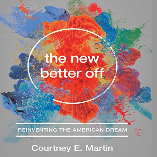 The New Better Off audiobook cover art