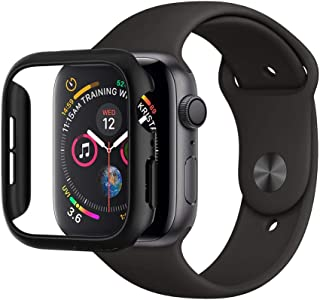 Spigen Thin Fit Designed for Apple Watch Case for 44mm Series 5 / Series 4 - Black