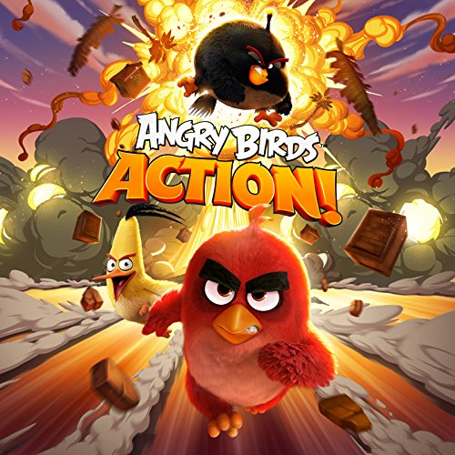 Angry Birds Action! (From