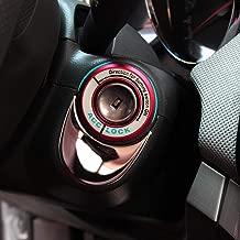 Ignition Switch Key Ring Case for Chevrolet Chevy Cruze Opel Astra Corsa Antara Meriva Zafira Refit Blue